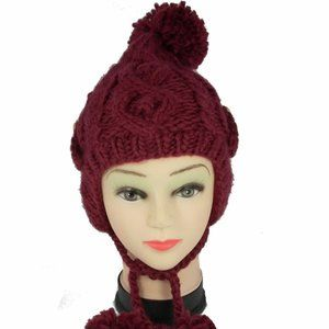 Genuine Scala Pronto Hand-knit Hat